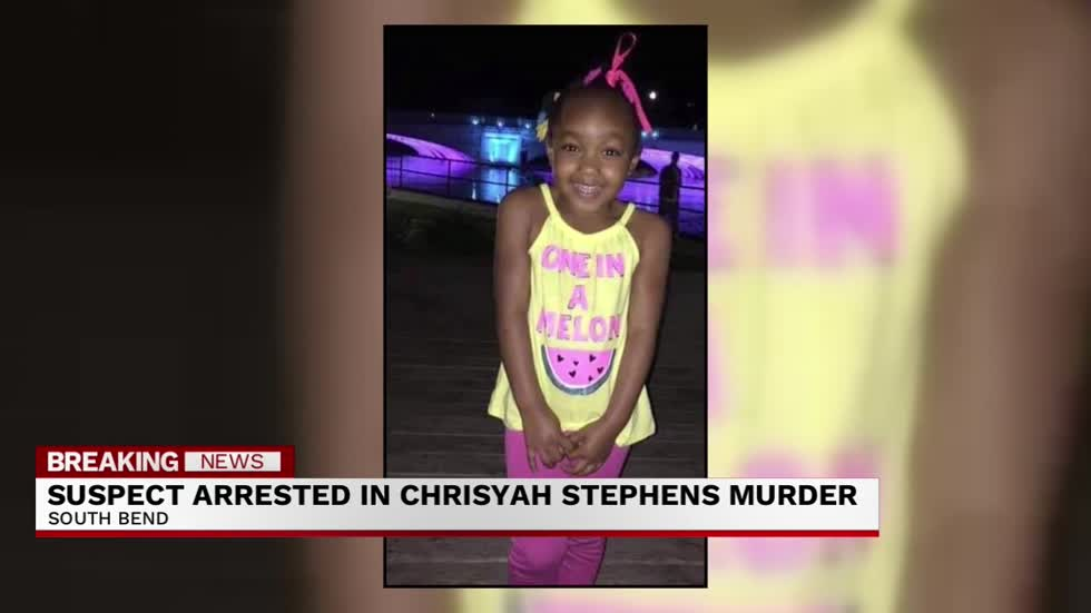 CMHU announces arrest in Crisyah Stephens homicide