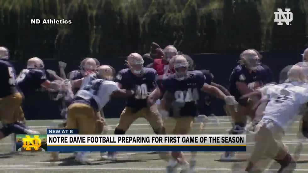 Coach Brian Kelly talks COVID-19 updates, playing in the ACC ahead of season opener