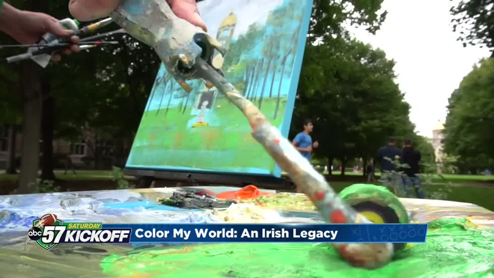 Color My World: An Irish Legacy