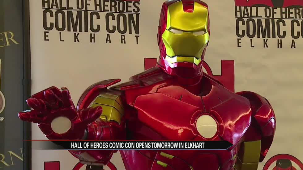 Comic Con will bring thousands to Elkhart