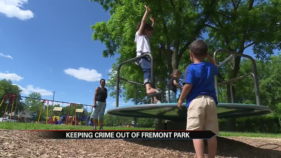 Community investment brings hope to South Bend park