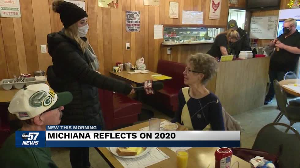 Michiana describes the year of 2020...in just one word