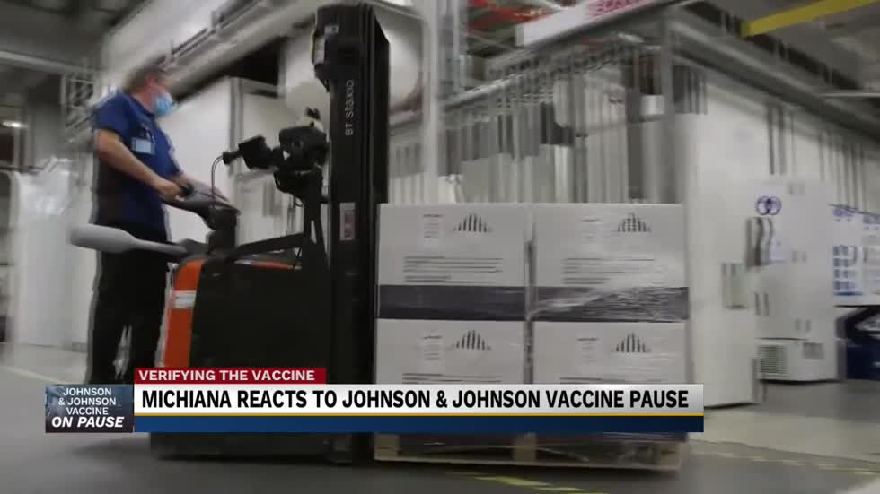 Michiana Reacts to Johnson and Johnson 'pause'