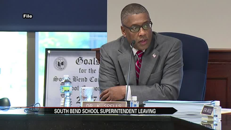 Community reacts to announcement of South Bend Community School Superintendent stepping down