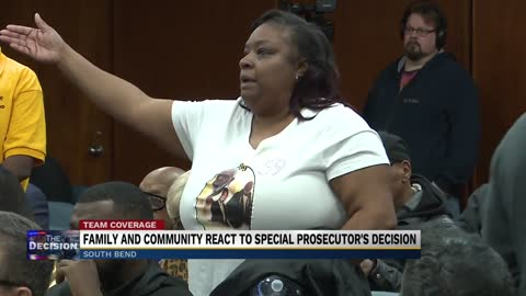 Community reacts to special prosecutors findings on fatal officer-involved shooting