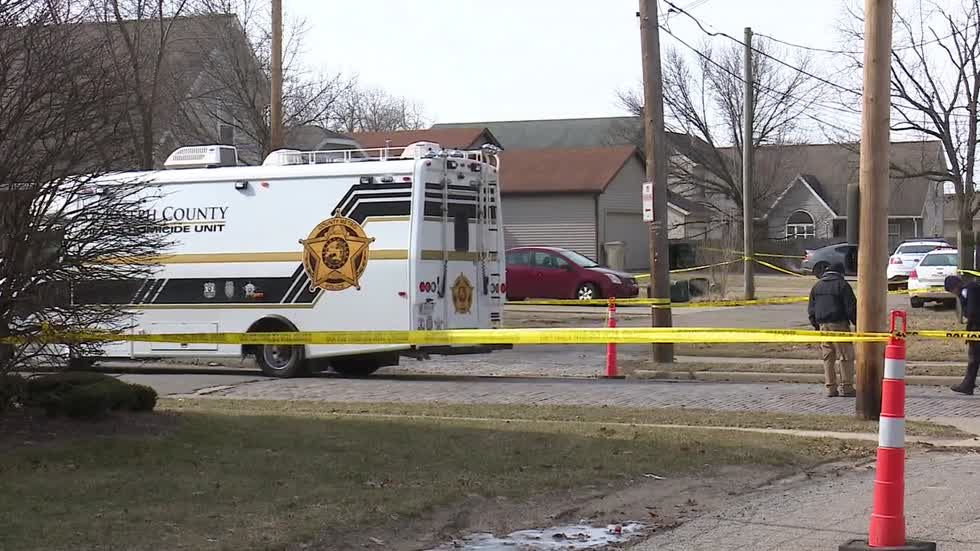 Metro Homicide investigating after person found dead inside car