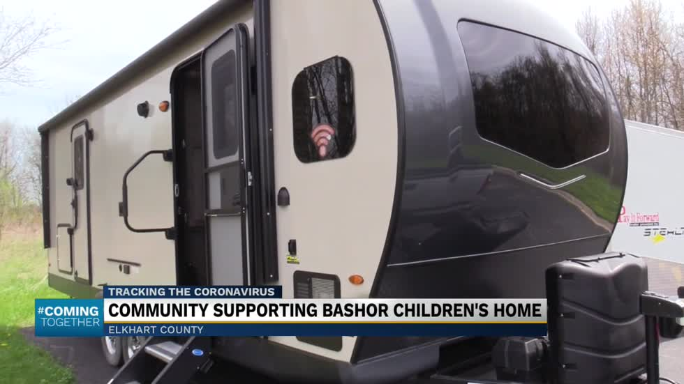 Community supporting Bashor Children's Home