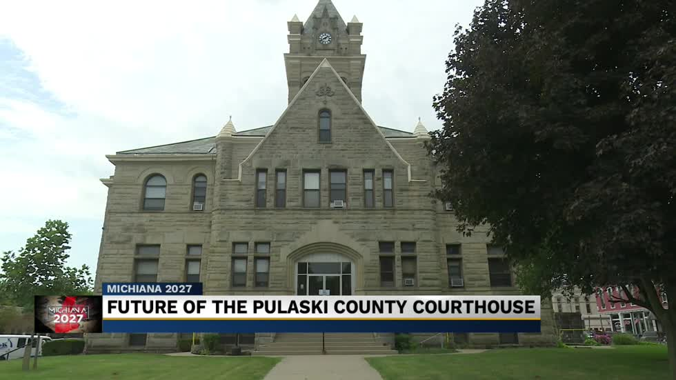 Future of Pulaski County Courthouse is uncertain following safety concerns