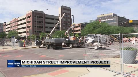 Concerns over Michigan Street project's impact on US Senior Open, local businesses