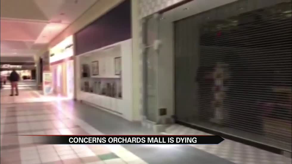 Concerns that Orchards Mall is dying: 'It deserves to be saved'