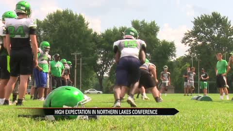 Concord and Goshen football await tough NLC slate