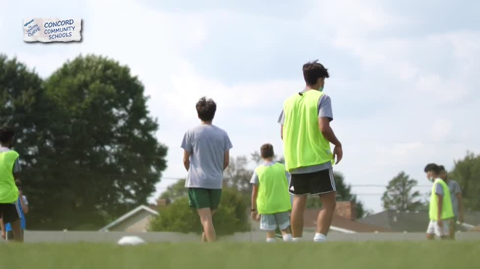 Concord Community Schools works to keep students and athletes safe