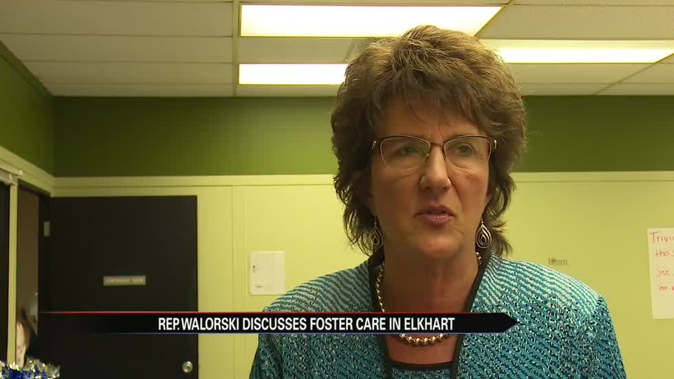 Congresswoman Walorski meets with foster care agency after bill passes