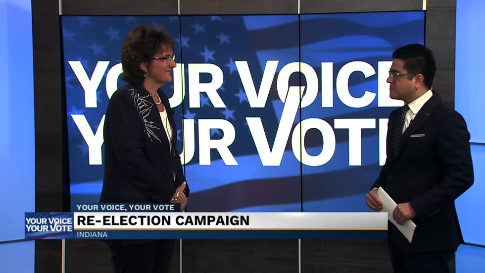 Rep. Jackie Walorski talks filing for re-election, impeachment proceedings