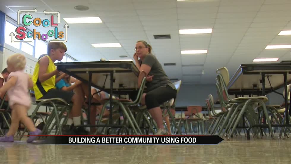 Cool Schools: Marian High School lunch program builds a better community