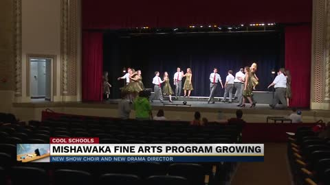 Cool Schools: Mishawaka's fine arts program growing