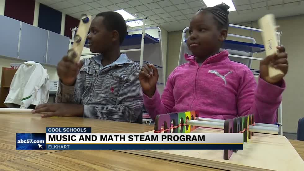 Cool Schools: Pierre Moran Middle School program mixes math and music