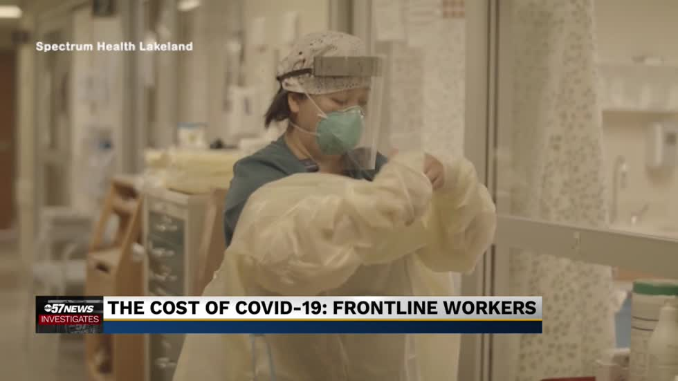 'The Costs of COVID-19' Part 2: Frontline health care workers