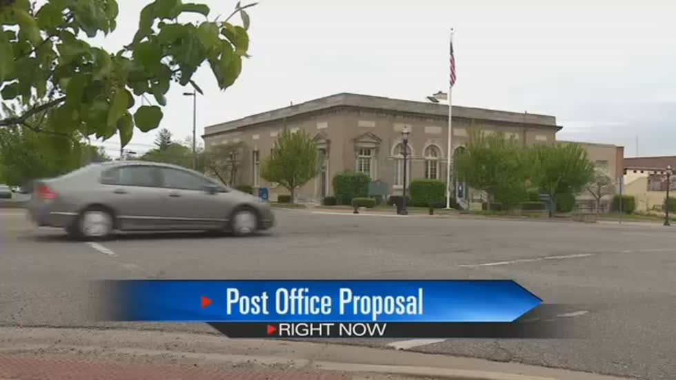 Could the Old Post Office in Niles become a 'pot office'?