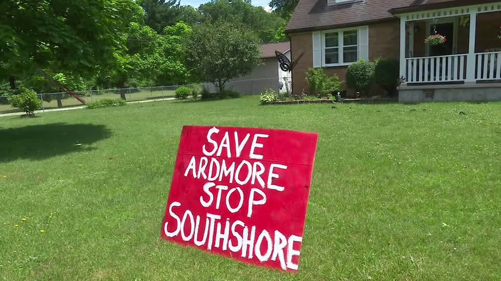 County approves South Shore funding, homeowners concerned