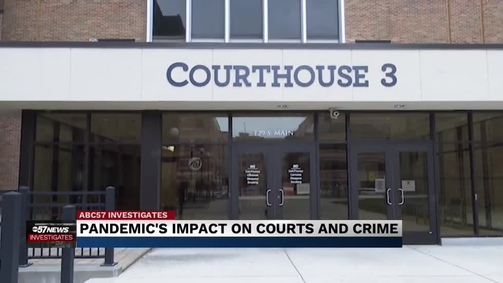 'COVID-19 and Crime, Courts' Part 2: Pandemic impact on courts in Michiana