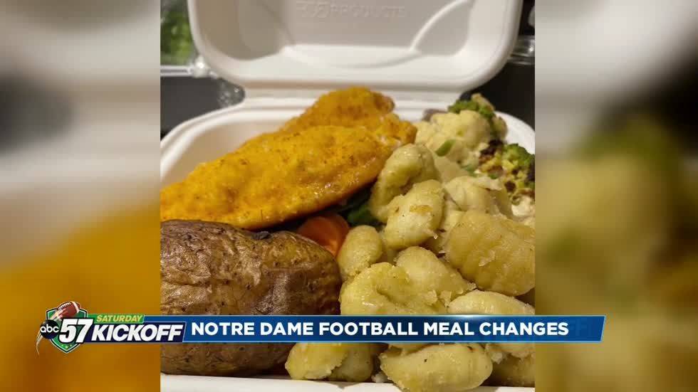 COVID-19 has changed how Notre Dame players prepare for game day