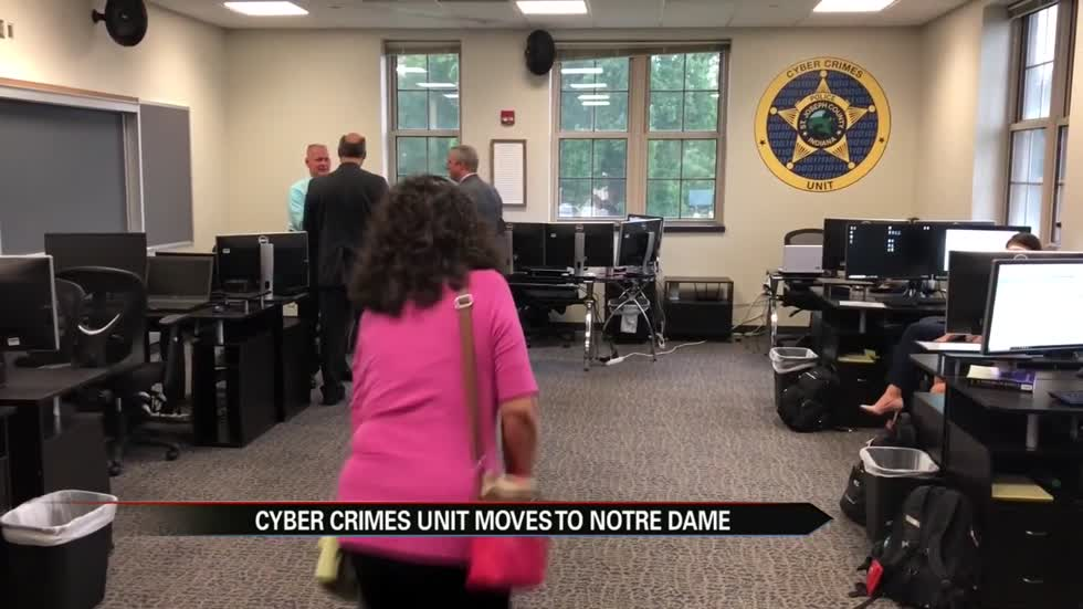 Cyber crimes move to Notre Dame, student investigators join cyber crimes unit