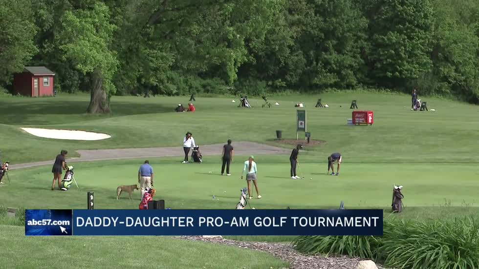 Daddy-Daughter Pro-Am Tournament held at Blackthorn Golf Club