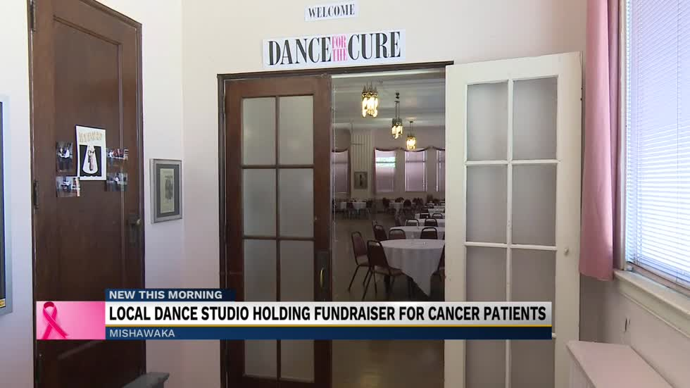 Michiana dance studio holding benefit to help cancer patients