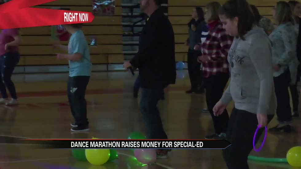 Goshen High students organize first-ever dance marathon for their special-ed classmates