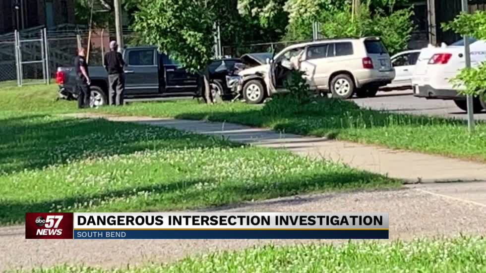 Dangerous South Bend intersection investigation