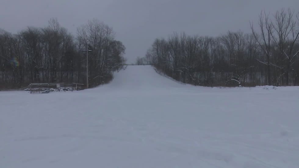 Dangerously low temps close tubing hill on New Year's Day