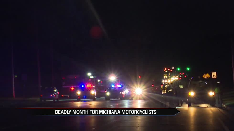 Deadly month for Michiana motorcyclists