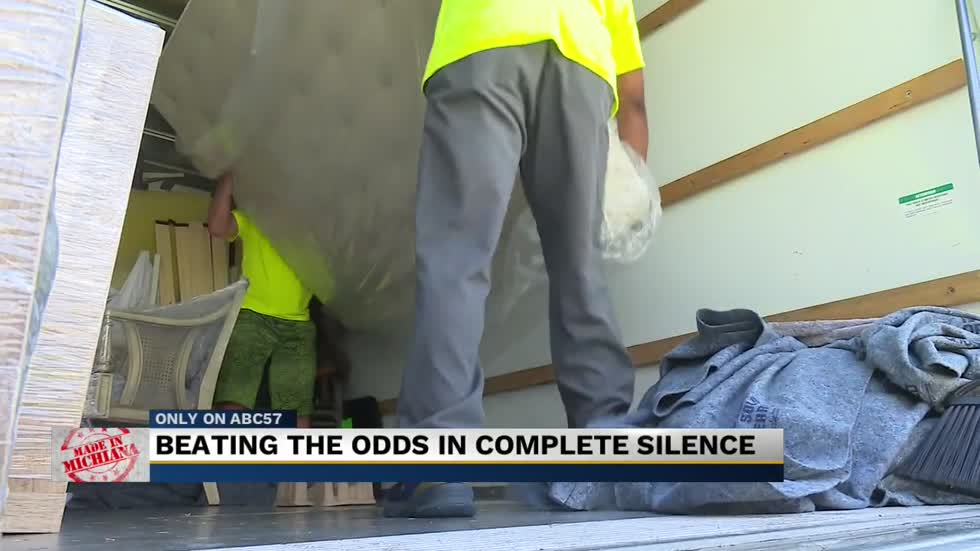 Deaf run, operated moving company overcomes all obstacles including pandemic
