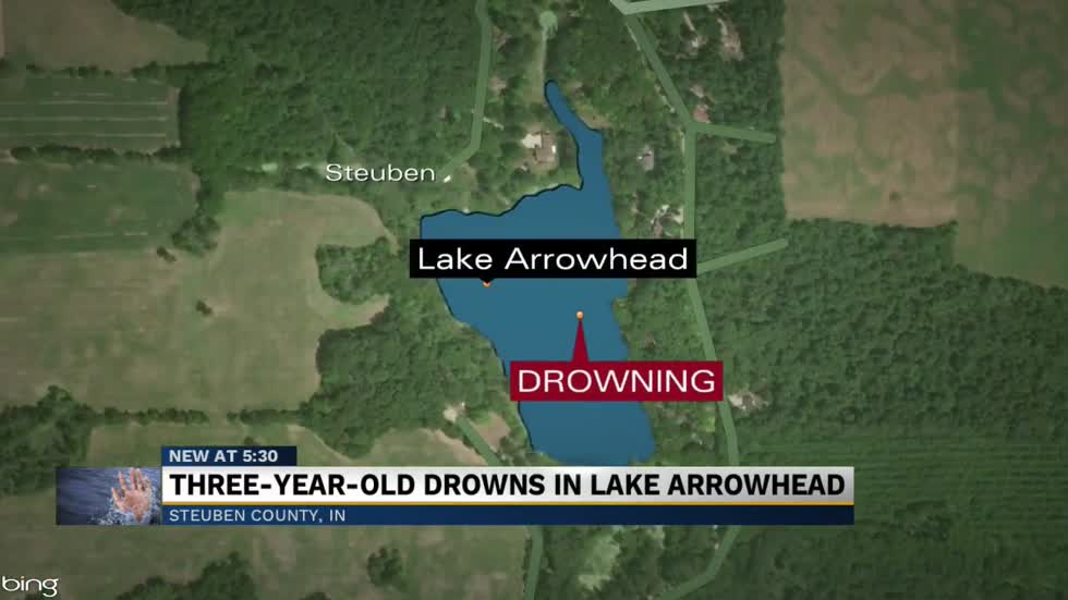 Death investigation underway after three-year-old found in Lake Arrowhead