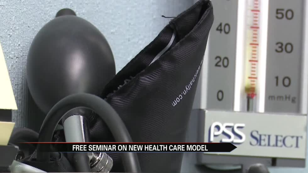 Community presentation strives to educate about new type of healthcare