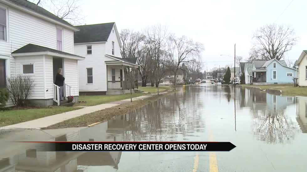 Disaster Recovery Center opens for those affected by flood in Elkhart County