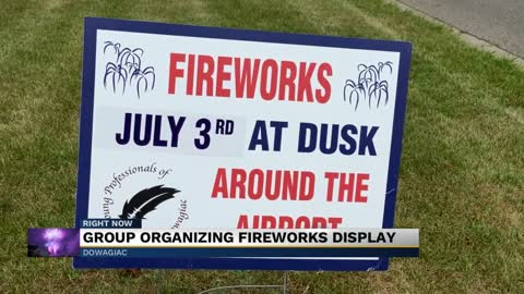 Dowagiac going forward with annual fireworks display