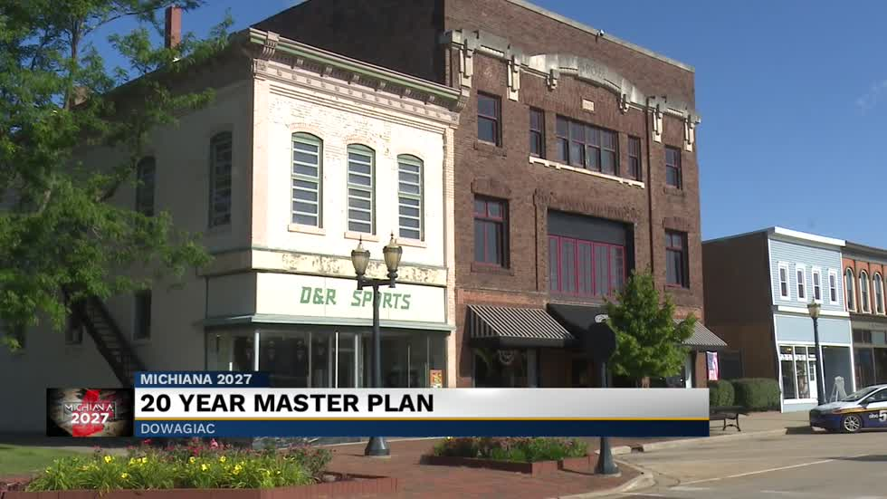 Dowagiac to unveil 20 year Master plan