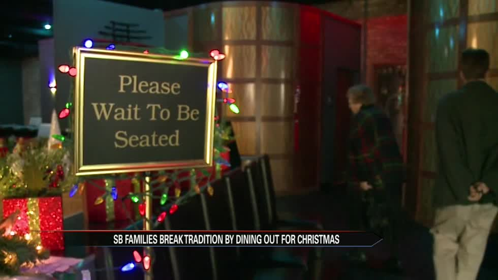 South Bend restaurants serving more customers on Christmas Day