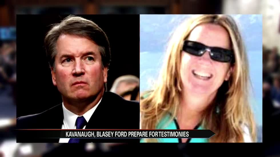 Dr. Christine Blasey Ford's testimony released ahead of Senate Judiciary hearing