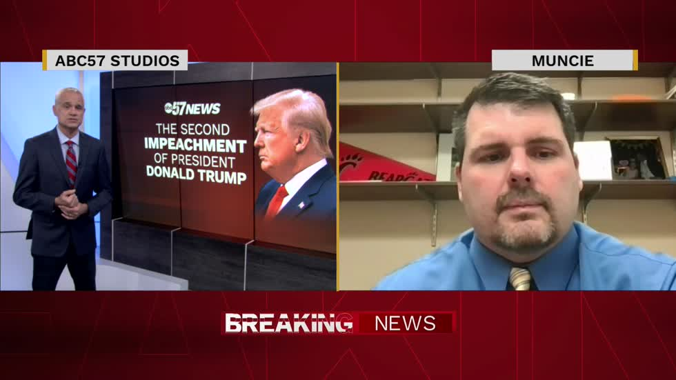 Dr. Kinsella provides insight on impeachment voting and what will follow