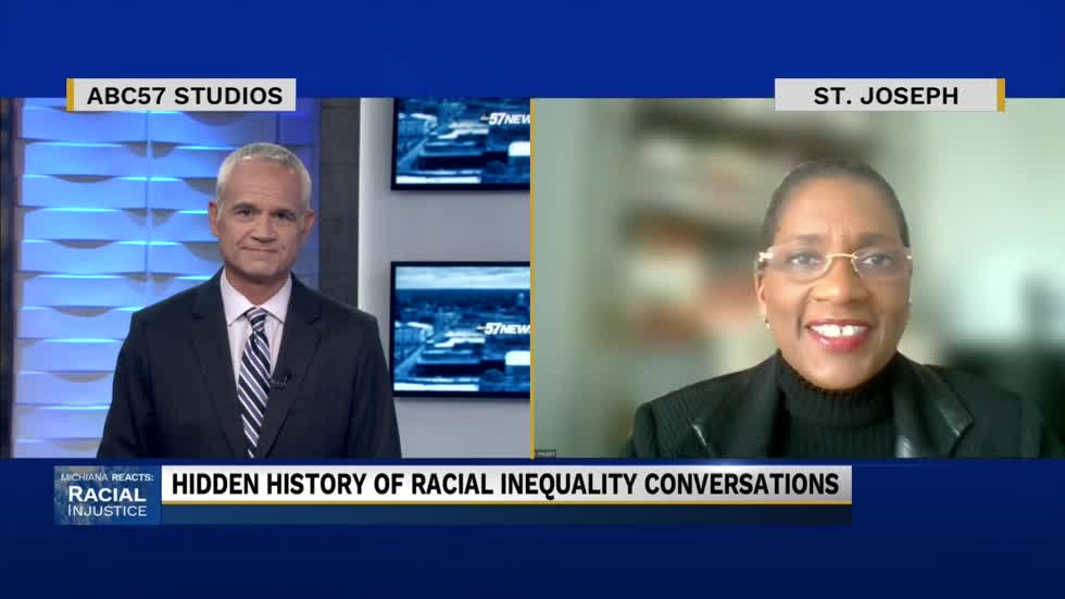 Brian Conybeare interviews Dr. Lynn Todman ahead of Hidden History...