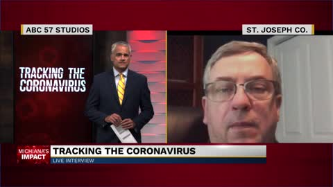 Dr. Mark Fox discusses new COVID-19 challenges as state reopens