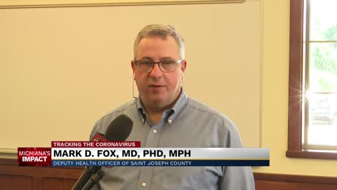 Dr. Mark Fox discusses sports team safety amid COVID-19