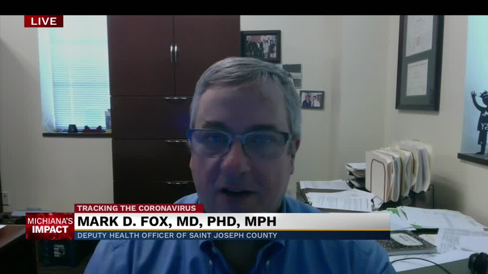 Dr. Mark Fox talks 4th of July celebrations
