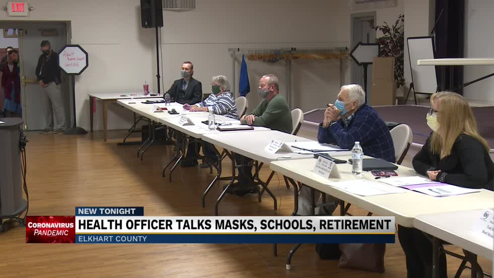 Dr. Lydia Mertz talks masks, schools, retirement