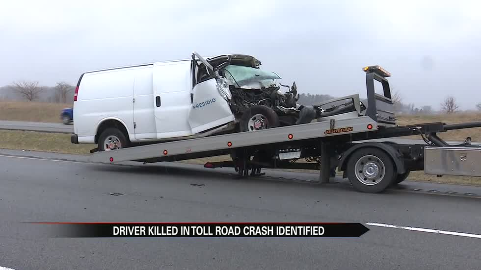 Driver who died in Toll Road crash identified