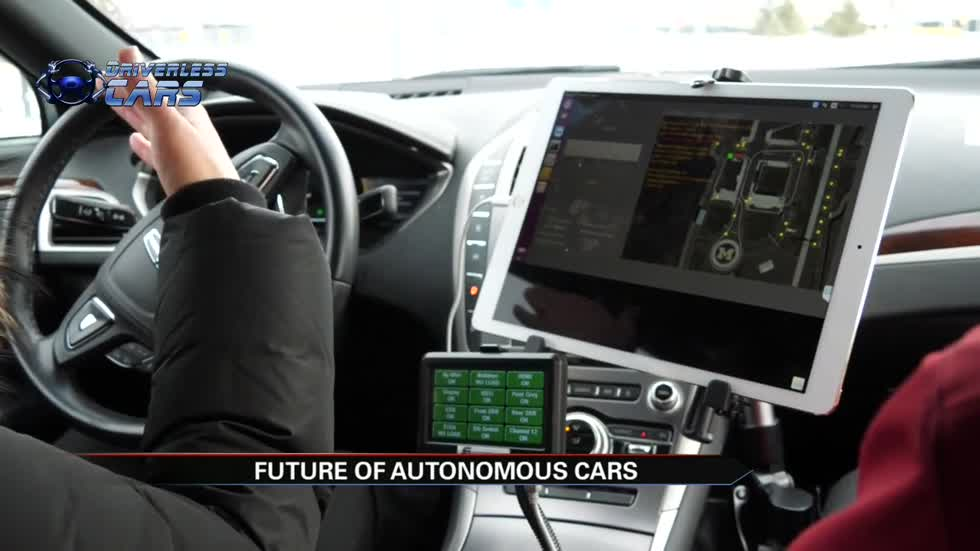 Driverless cars becoming a reality despite safety concerns