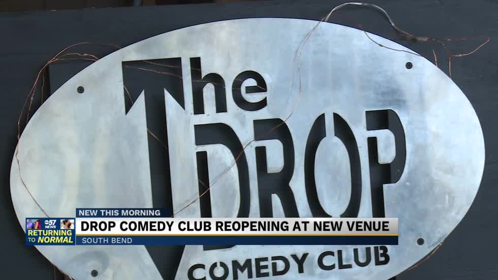 Comedy is BACK! The Drop Comedy Club is preparing for their spring season